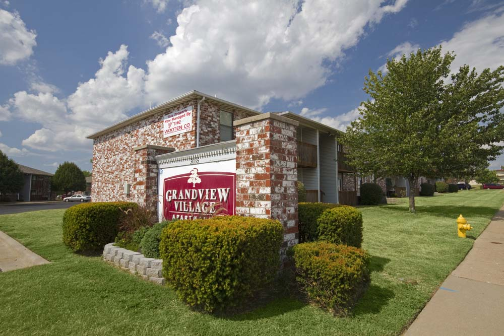 Grandview Village Apartments | The Wooten Company