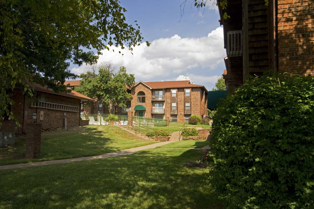 Bradford Park Apartments | The Wooten Company