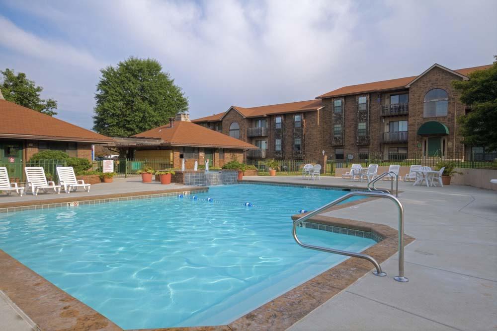 Bradford Park Apartments Springfield Missouri