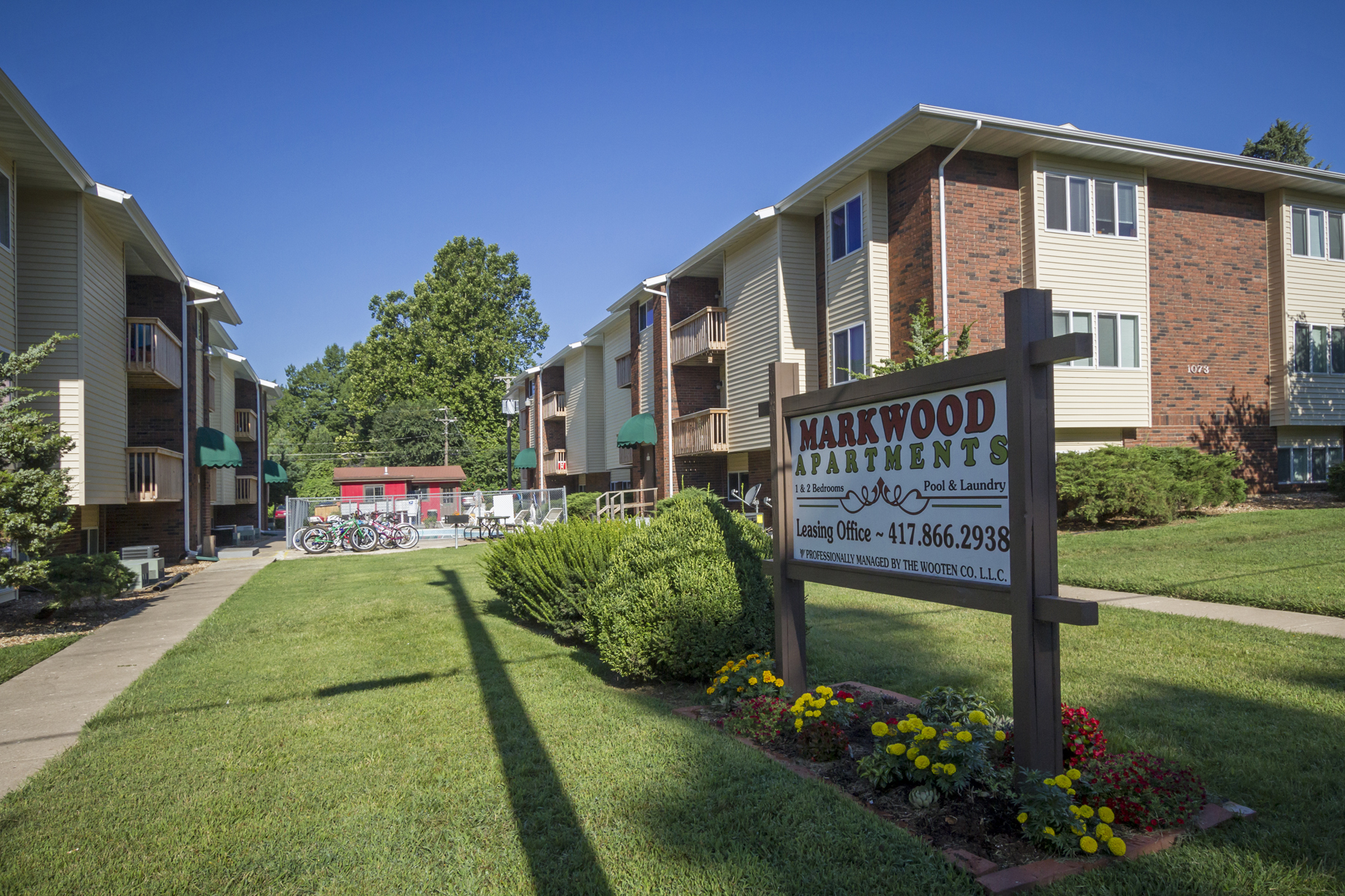 Markwood apartments the wooten company - One bedroom apartments springfield mo ...