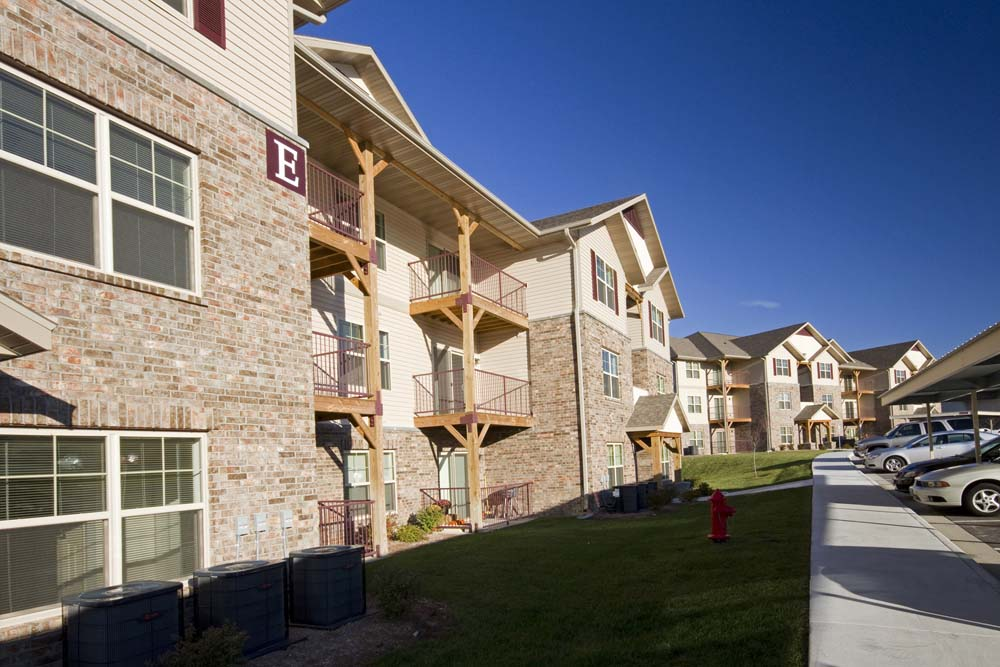 Park Place Apartments Branson